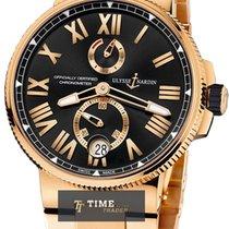 Ulysse Nardin Marine Chronometer Manufacture 1186-122-8M/42 2020 new