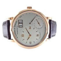 A. Lange & Söhne Grand Lange 1 Rose gold 40.9mm Silver Roman numerals United States of America, California, La Jolla