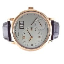 A. Lange & Söhne Grand Lange 1 117.032 Very good Rose gold 40.9mm Manual winding United States of America, California, La Jolla