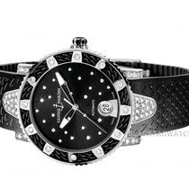 Ulysse Nardin Lady Diver Starry Night Steel 40mm Black No numerals United States of America, Florida, Aventura