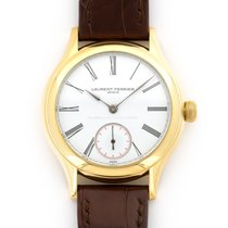 Laurent Ferrier Or jaune 40.5mm Remontage manuel occasion