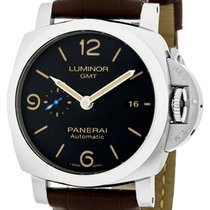 Panerai Luminor 1950 3 Days GMT Automatic 44mm Black United States of America, California, Los Angeles
