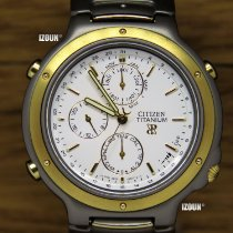 Citizen Prominence 6850 Chronograph / Ink. Mwst.