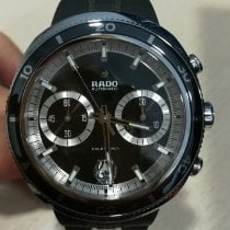 Rado D-Star 200 new Automatic Chronograph Watch with original box and original papers R15965159