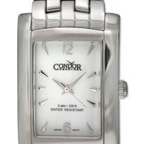 Condor 25.5mm Quartz nieuw Wit