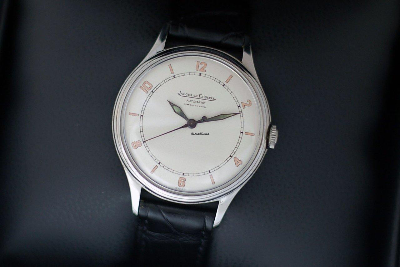 5e7868143c1 Relógios Jaeger-LeCoultre usados - Compare os preços de relógios Jaeger- LeCoultre usados