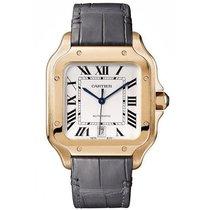 Cartier Santos (submodel) WGSA0011 pre-owned