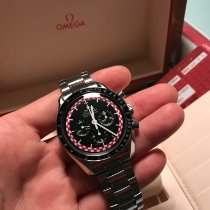 Omega 311.30.42.30.01.004 Stahl Speedmaster Professional Moonwatch 42mm neu