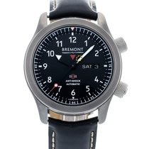 Bremont Steel 43mm Automatic MBII-BK/AN pre-owned