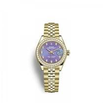 Rolex Lady-Datejust Or jaune 28mm