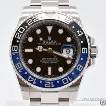 Rolex 116710BLNR Aço 2015 GMT-Master II 40mm usado