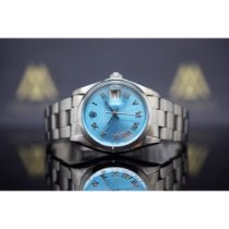 Rolex Oyster Precision Stahl 34mm
