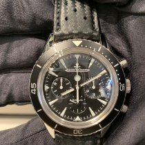 Jaeger-LeCoultre Deep Sea Chronograph Otel 42mm Negru