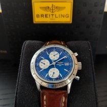 Breitling Navitimer Steel Blue