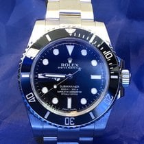 Rolex Submariner (No Date) Steel 40mm Black No numerals United States of America, New York, Troy