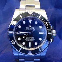 Rolex 114060 Steel 2010 Submariner (No Date) 40mm pre-owned United States of America, New York, Troy