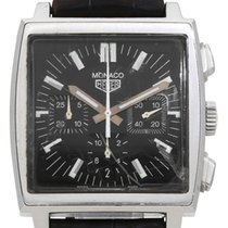 Heuer Steel 38mm Automatic CS2111 pre-owned