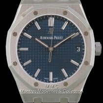 Audemars Piguet Royal Oak Steel 41mm Blue