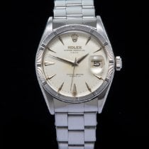 Rolex Steel 1956 Oyster Perpetual Date 34mm pre-owned United Kingdom, Macclesfield