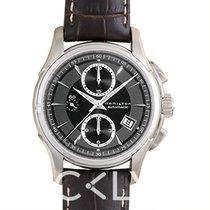 Hamilton Jazzmaster Auto Chrono new Automatic Watch with original box and original papers H32616533