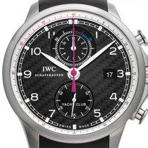 IWC Portuguese Yacht Club Chronograph Титан 45mm