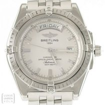 Breitling Headwind Acero 42mm Blanco