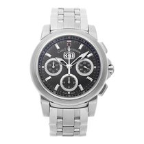 Carl F. Bucherer pre-owned Automatic 41mm Grey 5 ATM