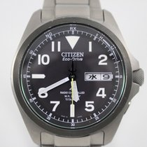 Citizen Titanio 38mm 31A0905 usados