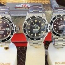Rolex Submariner Date Comex 1665 & 16800 & 16610 . Besitz B & P Sehr gut Stahl 40mm Automatik Deutschland, Eltville
