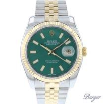 Rolex Datejust 116233 2006 подержанные