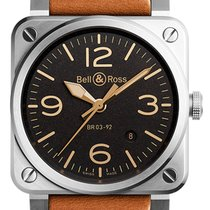 Bell & Ross BR 03 Steel 42mm United States of America, New York, Airmont