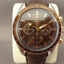Omega Speedmaster Broad Arrow Chocolate / 42mm (99,99% New)