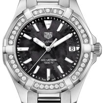 TAG Heuer Aquaracer Lady Steel 35mm United States of America, New York, Airmont