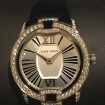 Roger Dubuis Velvet White gold