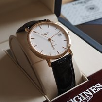 Longines Elegant Collection 37mm Rose Gold 18K Automatic