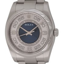 Rolex : Oyster Perpetual 36 :  116000 :  Stainless Steel : silver