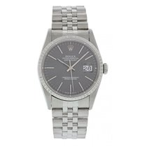 Rolex Oyster Perpetual Datejust Stainless Steel 16220