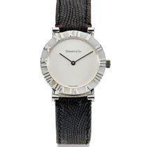 Tiffany & Co. | A Lady's Silver wristwatch