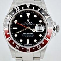 Rolex GMT Master II 16710 3186 Cal Rectangular Dail Mint...