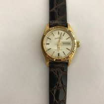 Eberhard & Co. yellow gold automatic lady