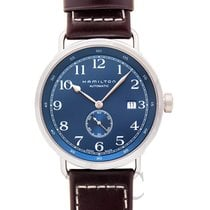 Hamilton Steel 40mm Automatic H78455543 new