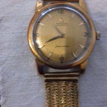 Omega seamaster vintage ouro 18k