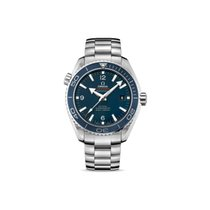Omega Seamaster Planet Ocean 600m Co Axial Gmt