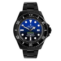 Rolex Deepsea 116660 Black Venom