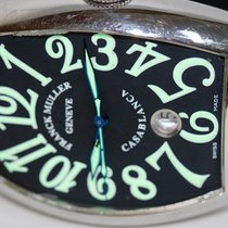 Franck Muller 39mm Automatic pre-owned Casablanca