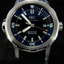 IWC Aquatimer Expedition Jacques-Yves Cousteau Diver French