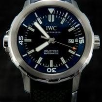 IWC 42mm Remontage automatique occasion Aquatimer Automatic Bleu