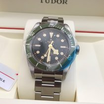 Tudor Harrods Edition Black Bay 79230G-UNWORN Full Set