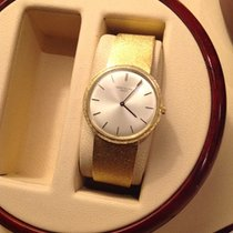 Patek Philippe 33mm Manual winding 1968 pre-owned Gold