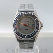 Wyler Vetta Steel 36mm Quartz pre-owned